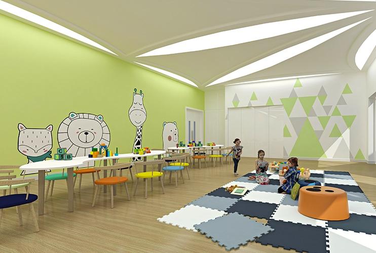 Westfield Nursery Admissions, Citywalk Dubai